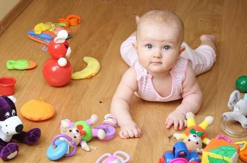Les activités pour éveiller les sens de son bébé