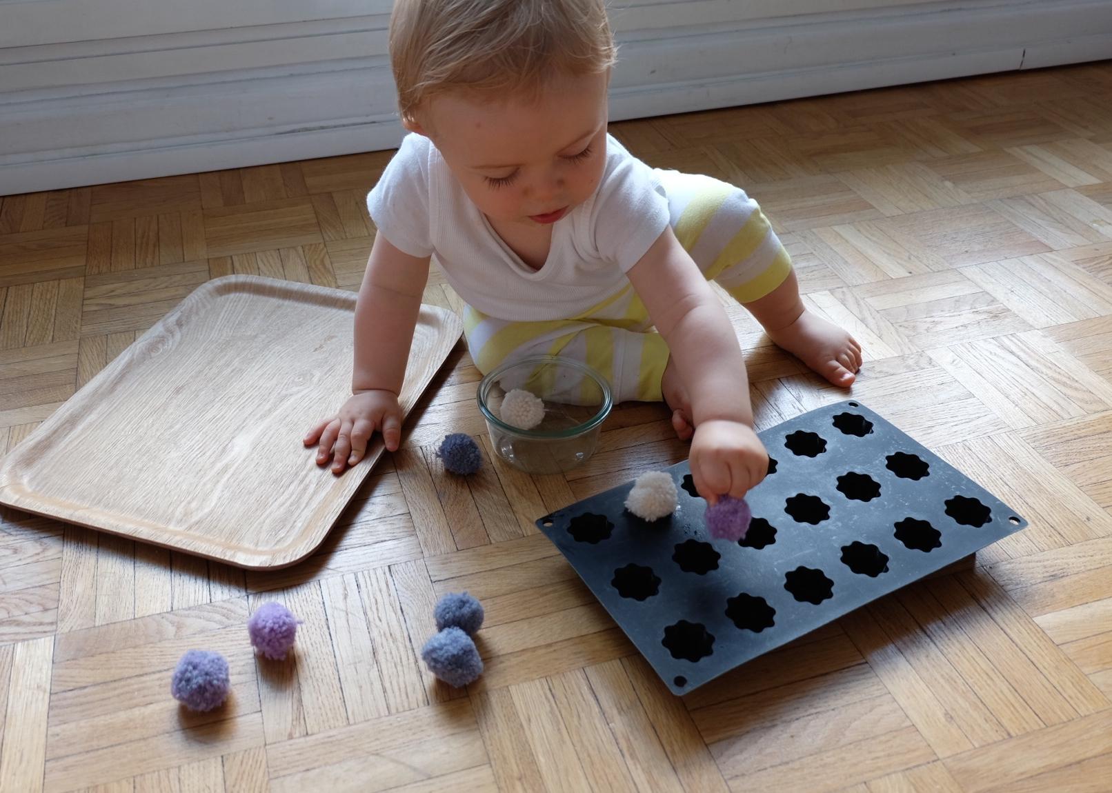 Comment choisir les activités adaptées pour les bébés jusqu'à son 6è mois ?