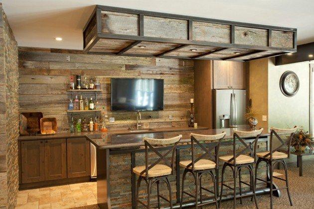 Avoir son propre bar chez soi